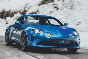 Dít is de Alpine A110!