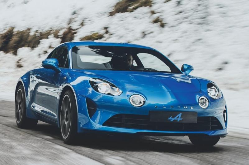 Opnieuw levensteken Alpine SUV