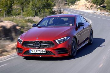 Mercedes-Benz CLS - Rij-impressie