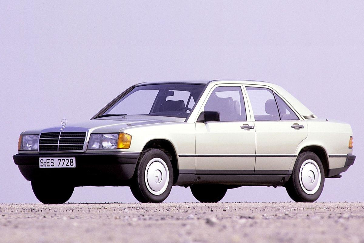 Mercedes-Benz 190-serie W201