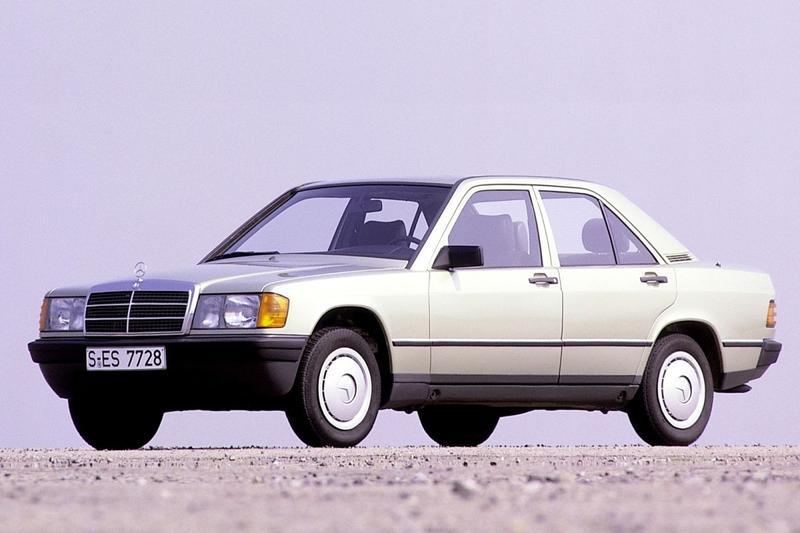 Mercedes-Benz 190 D (1988) #2