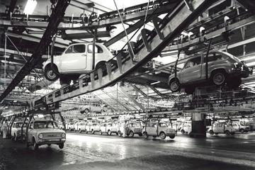 FCA gaat Mirafiori ombouwen tot EV-fabriek