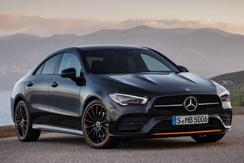 Mercedes-Benz CLA 180 (2020)