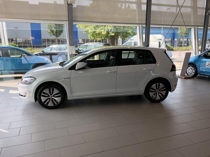 Volkswagen E Golf 2018 Review Autoweeknl