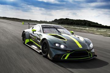 Dit zijn de Aston Martin Vantage GT3 en GT4