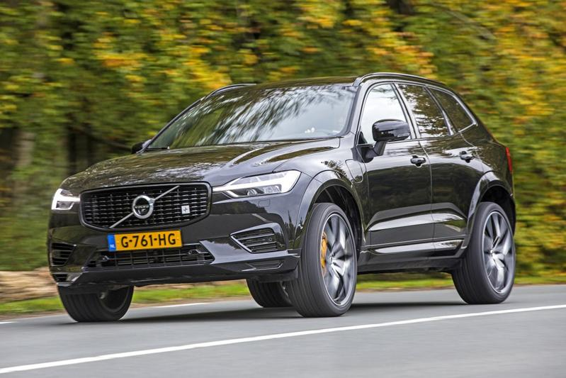 Volvo XC60 T8 Polestar Engineered AWD - Eerste Rijtest