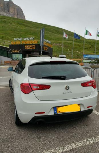 Alfa Romeo Giulietta 1.4 Turbo MultiAir Distinctive (2011)