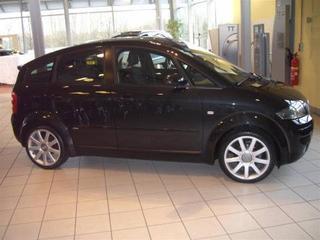 Audi A2 1.6 FSI Pro Line (2004)