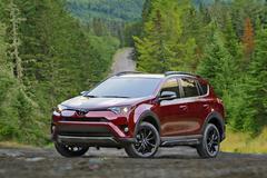 Toyota geeft RAV4 Adventure-looks