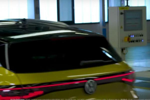 Sportieve Volkswagen ID5 komt volgend jaar