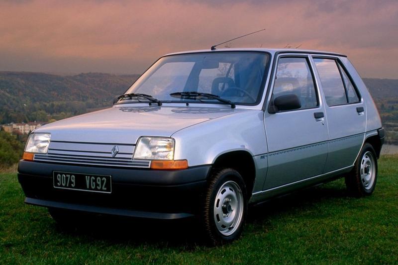 Renault 5 TR (1988)