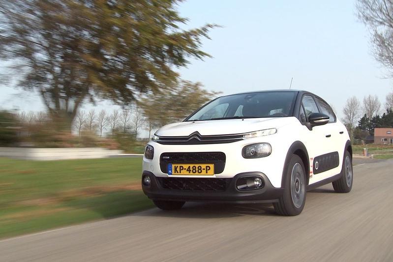 Citroën C3 - Afscheid Duurtest
