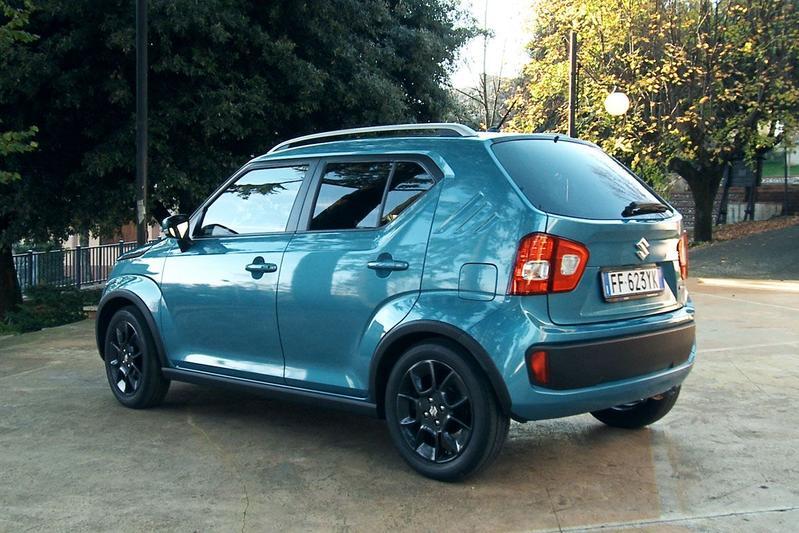 Suzuki Ignis - Rij-impressie
