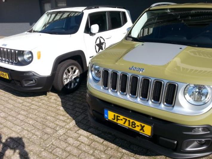 Jeep Renegade 1.4 MultiAir Limited (2016)