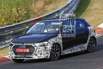 Gesnapt: Audi A1 'Allroad'