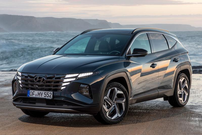 Hyundai Tucson 1.6 T-GDI HEV Premium (2021)