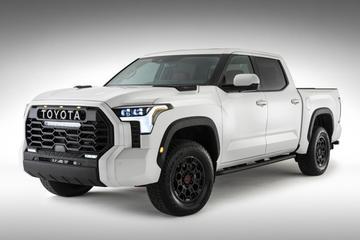 Nieuwe Toyota Tundra: brutaal