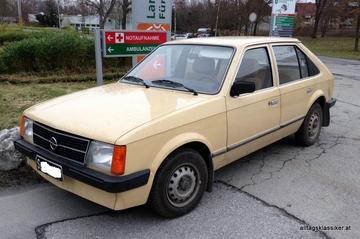 Opel Kadett 1.2 N (1979)