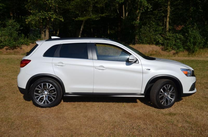 Mitsubishi ASX 1.6 DI-D ClearTec Instyle (2017)