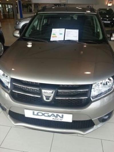 Dacia Logan MCV TCe 90 Prestige (2013)