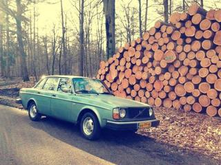 Volvo 244 DL Automatic (1978)