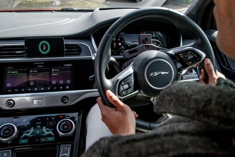 Jaguar Land Rover AI-techniek Driver Condition Monitor
