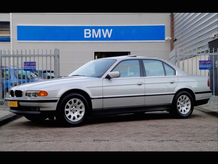 BMW 740i Executive (1998)