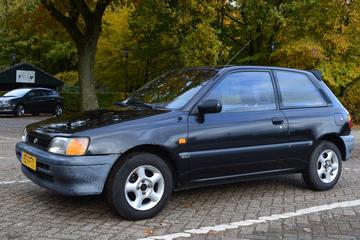 Toyota Starlet 1.3i Friend (1994)