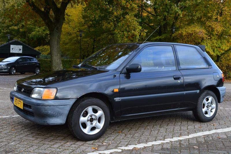 Toyota Starlet 1.3i Friend (1994)