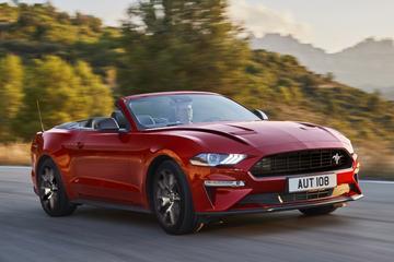 Ford Mustang55 is speciaal voor Europa