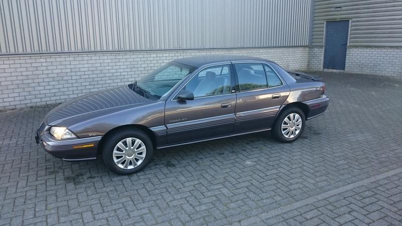 Pontiac Grand Am Se 3.1L 6V (1994)