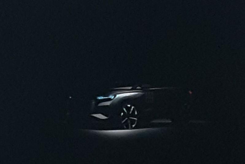 Audi e-Tron compact