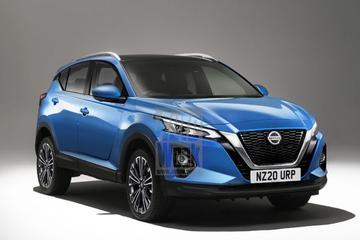 Blik to the Future: Nissan Qashqai
