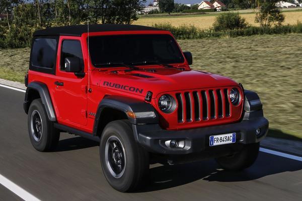 Rij-impressie: Jeep Wrangler