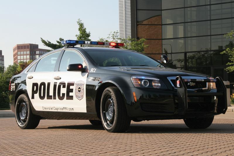 Chevrolet roept 7.600 politie-Caprices terug
