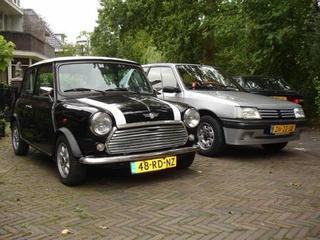 Rover Mini Cooper (1992)