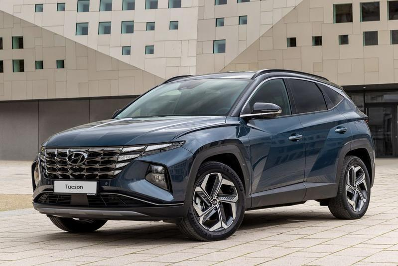 Hyundai Tucson 1.6 T-GDI PHEV Premium (2021)