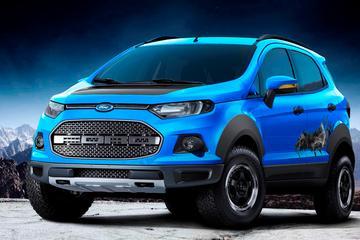Ford toont drie bijzondere Ecosports