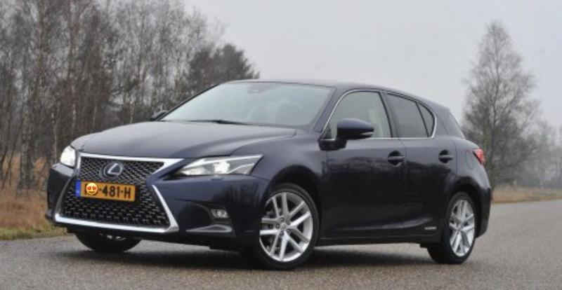 Lexus CT 200h Hybrid Executive (2017)