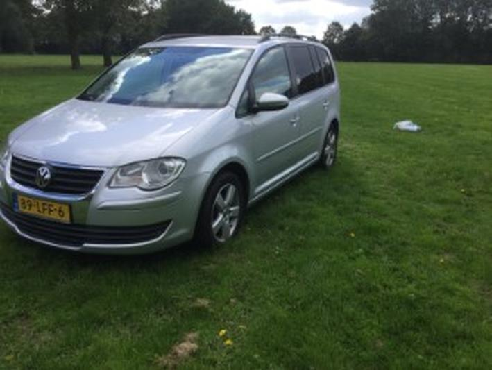 Volkswagen Touran 1.9 TDI 105pk BlueMotion Technology Comf. (2010)