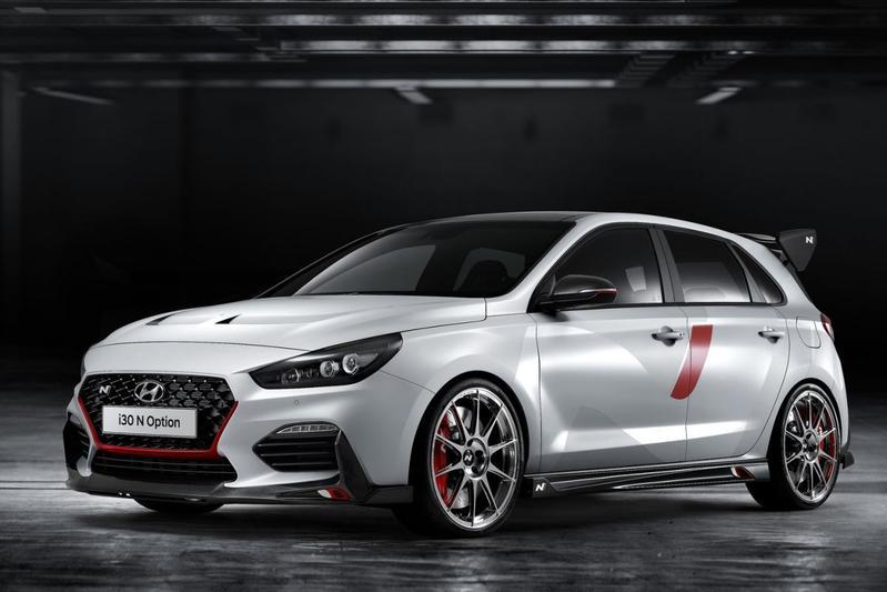 Hyundai presenteert i30 N Option Concept