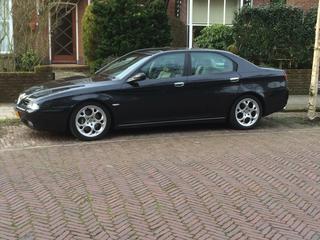 Alfa Romeo 166 3.0 V6 24V Distinctive (2005)