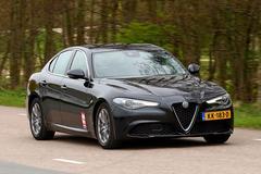 Alfa Romeo Giulia - Afscheid Duurtest