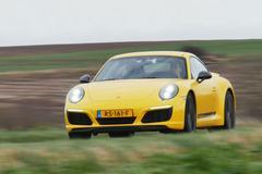 Porsche 911 Carrera T - Rij-impressie