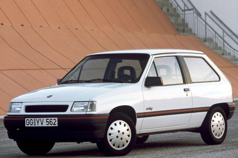 Opel Corsa 1.2i Swing (1992)