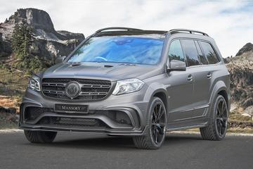 Mercedes-Benz GLS-klasse volgens Mansory