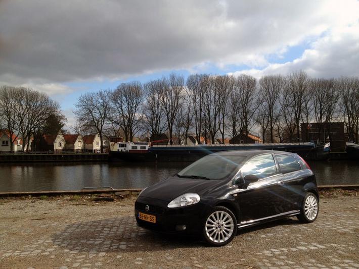 Fiat Grande Punto 1.4 16v Sport (2006)