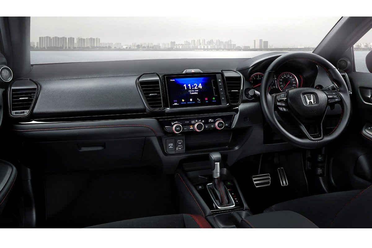 Honda CityHatchback