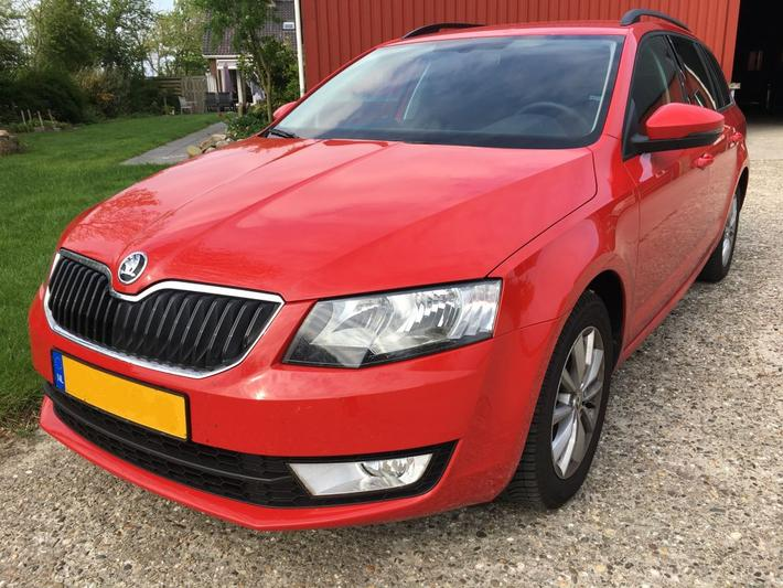 Skoda Octavia 1.6 TDI 110pk Greentech Ambition Business (2017)
