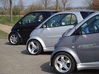 Smart city-coupé smart  pulse 55pk (1999)